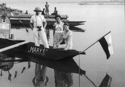 Marys łódka